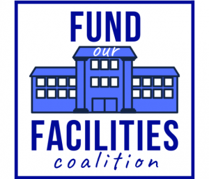 Fund our Facilities logo