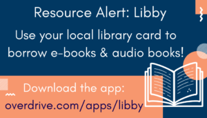 Resource Alert: Libby