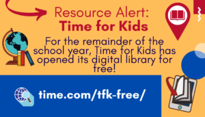 Resource Alert: Time for Kids